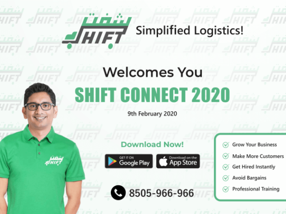 Shift Freight Gets Grand Welcome on Its Official Launch Ceremony