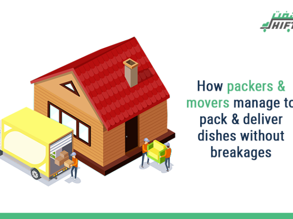 How Packers & Movers Manage To Pack & Deliver Dishes Without Breakages