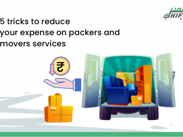 5 tricks to reduce your expense on packers and movers services