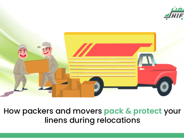 How packers and movers pack & protect your linens during relocations