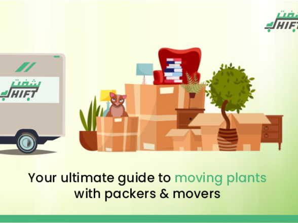 Your ultimate guide to moving plants with packers & movers