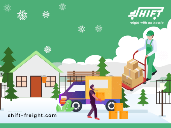 Moving during winters: A guide to relocating with packers & movers in the cold season