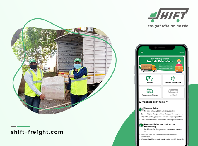 5 reasons why Shift Freight is the most promising packers & movers aggregator