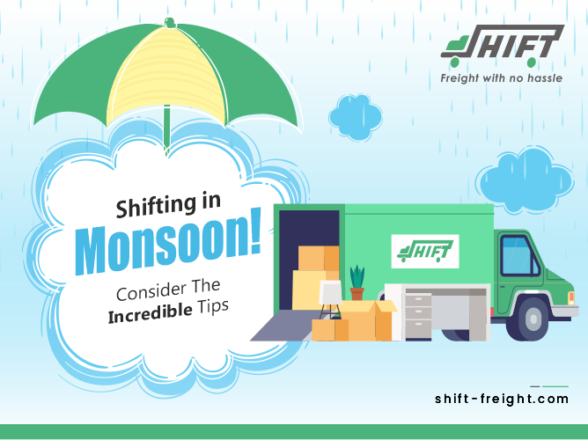 Want To Move In Monsoon! Consider The Incredible Tips